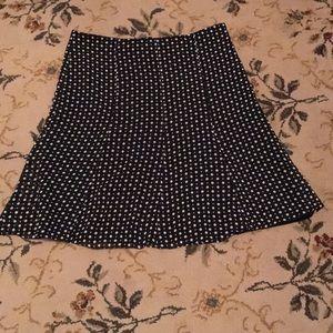 ❤️ Express 100% silk gorgeous sheer skirt